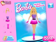 Barbie Fashion Magazine Game