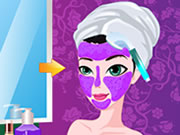 Mommy Facial Makeover Game