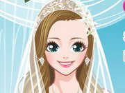 Sweet Bride Make Up Game