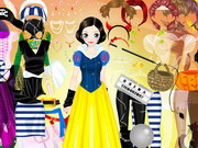 Halloween Dressup 10 Game