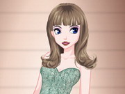 Prom Dresses Dressup Game