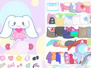 dress up , makeover , cinnamoroll