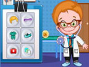 Young Doctor Dress Up Game
