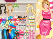 Candy Barbie Dress Up Game