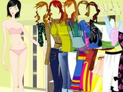 dress up , makeover , girl , dressup