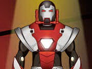 Iron Man Dress Up Game