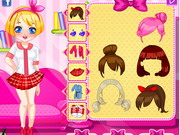 dress up , makeover , colorful , life