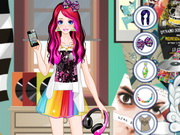 dress-up, adventure , girl , makeover,makeup , style
