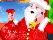 Santa Comes To Toto Game