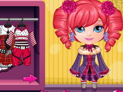 Baby Barbie Monster High Costumes Game