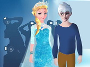 Elsa And Jack Fashion Show Game
