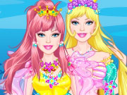 Barbie Modern Mermaid Game