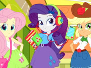 Equestria Girls Back To School 2 Game