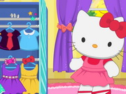 Hello Kitty's New Boyfriend Game
