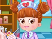 Baby Hazel Doctor Dressup Game