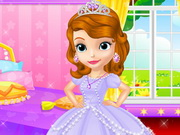 Sofia Make-Up Tutorial Game
