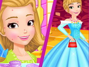 Princess Amber Fairy-tale Ball Game