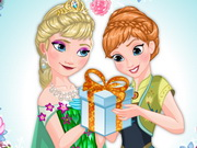 Frozen Fever Game