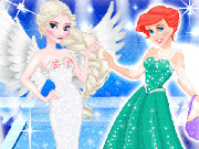 Disney Fashion Runway Game