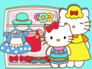 Hello Kitty And Mom Matching Outfits Game