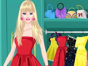 Barbie Prom Dress Up Game