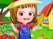 Baby Hazel Farmer Dressup Game
