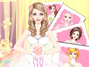 Gorgeous Fashion Bride Game