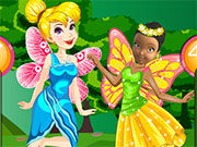 Tinkerbell Vs Iridessa Fairyes Battle Game