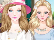 Lovely Dresses Game