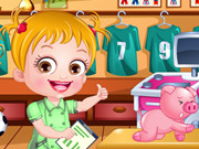 Baby Hazel Physiotherapist Dressup Game