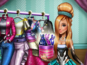 Tris Superstar Dolly Dress Up Game