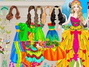 Barbie Earth Princess Game
