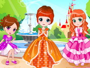 baby , girl , kid , princess ,dress-up