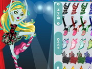 Monster High Lagoona In Dance Class Game