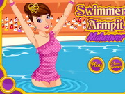 Swimmers Armpit Makeover Game