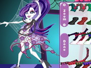 Monster High Spectra Style Game