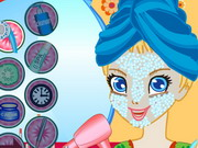 Polly Beauty Salon Game