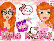 Hello Kitty Beauty Secrets Game