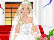 Elegant Barbie Wedding Style Game