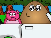 Pou First Outing Game