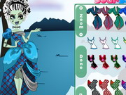 Monster High Frankie Threadarella Game