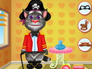 Dress Up Talking Tom