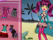 Monster High Lagoona Blue Game