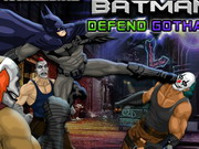 Batman Defend Gotham Game