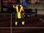 Kombat Fighters Game