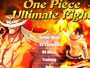 One Piece Ultimate Fight 1.7 Game