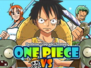 One Piece Vs Zombies Game
