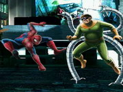 Spiderman Fighter Game
