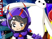 Big Hero 6 Vs Zombie Game