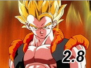 Dragon Ball Fierce Fighting V2.8 Game